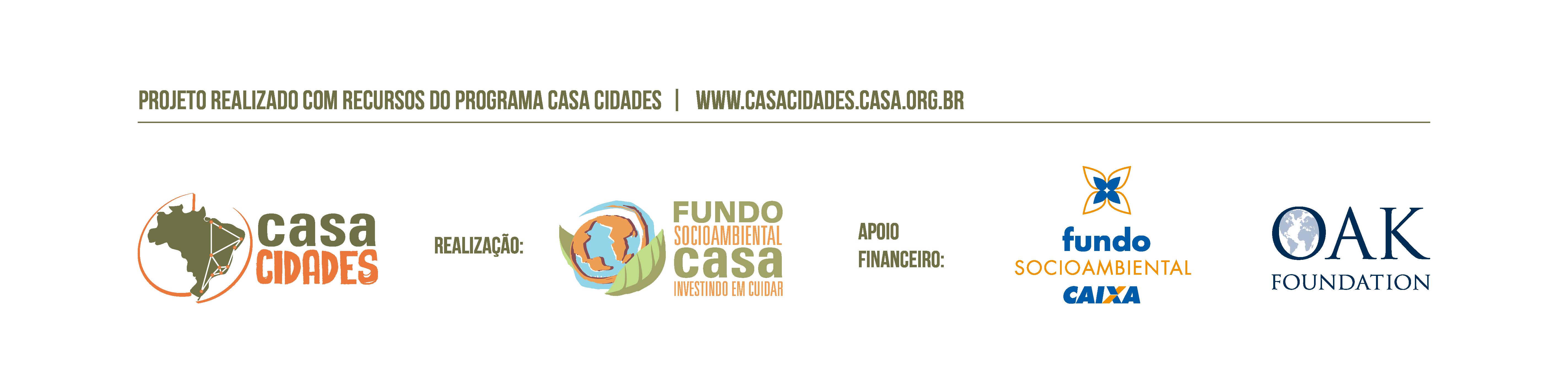 kit de logos CASA Cidades