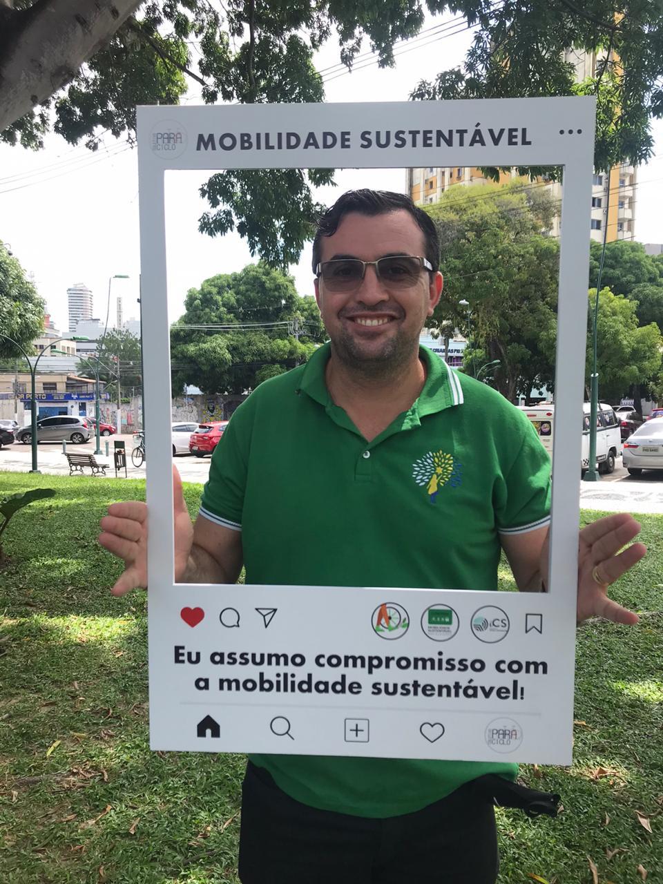 Candidato Juá Belém (REPUBLICANOS)